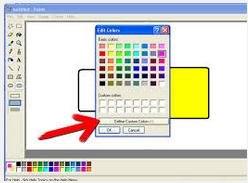 Paint  графикалық редакторында сурет салу