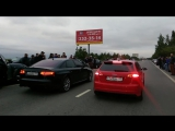 audi rs6 c6 Vsperformance stage1 750+hp vs rs3 revo stage 2+ 400++