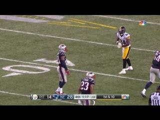 NFL. Week 1. Steelers at Patriots. Pt. 5