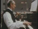 В.А.Моцарт. Концерт для фортепиано № 23, I часть. Владимир Горовиц