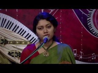 Rabindra sangeet - Amaar raat pohalo - Labani Adhikari - Brahma Kumaris