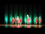 белорусский танец  ПРАЧКИ