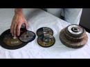 Круги абразивные зачистные отрезные шлифовальные лепестковые