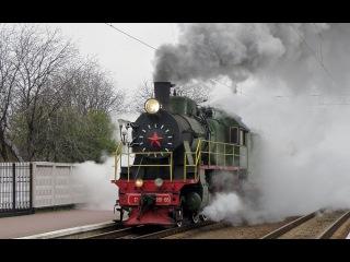 Ретро-поздка: Черкаси-Золотоноша-Черкаси паровозом Су251-86