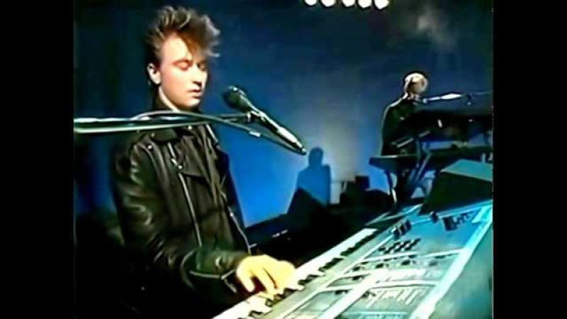 Depeche Mode - Black Celebration (Live at The Tube Channel 4 28.03.1986 UK)