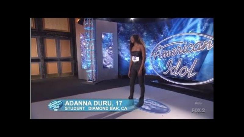 Adanna Duru - Audition - American Idol 2015