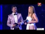 Песня для Евровидения-2013. Финал. Ведущие Алена Ланская и Юрий Ващук (Тео)