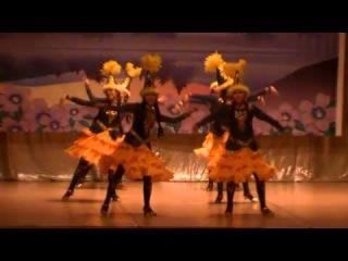 Аяла - Казахский народный танец