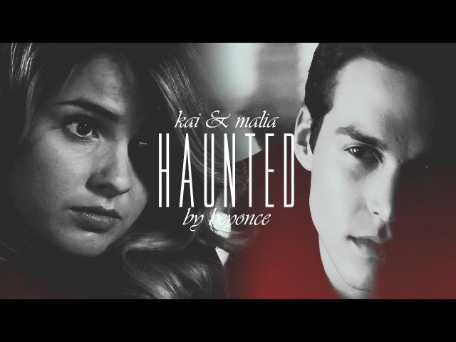 🔸 haunted malia x kai