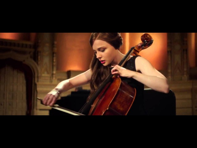 Chloë Moretz playing cello (If I Stay)