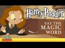 HARREY PODDER Say the Magic Word