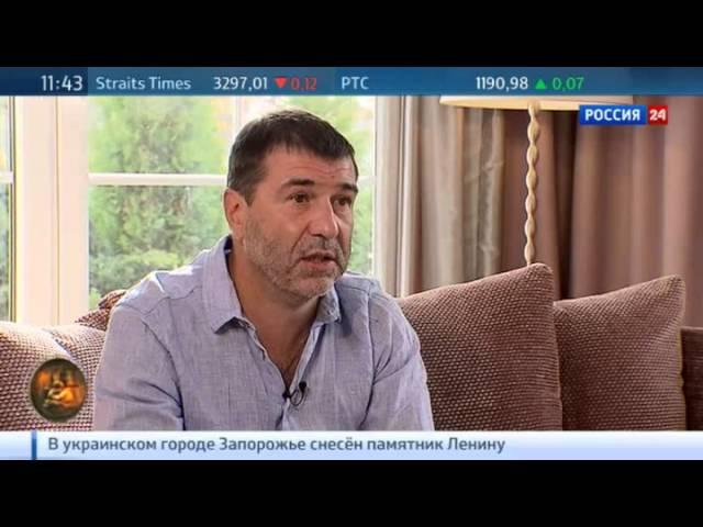 Евгений Гришковец: ситуация на Украине не имеет ничего общего с борьбой за свободу