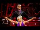 Simon Webbe Kristina Argentine Tango to El Tango De Roxanne- Strictly Come Dancing 2014 - BBC