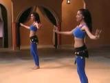 Вина и Нина Бидаши. Урок 1 - Основные движения