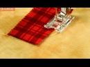 Открытая прозрачная лапка для аппликации (Open Toe Embroidery Foot).