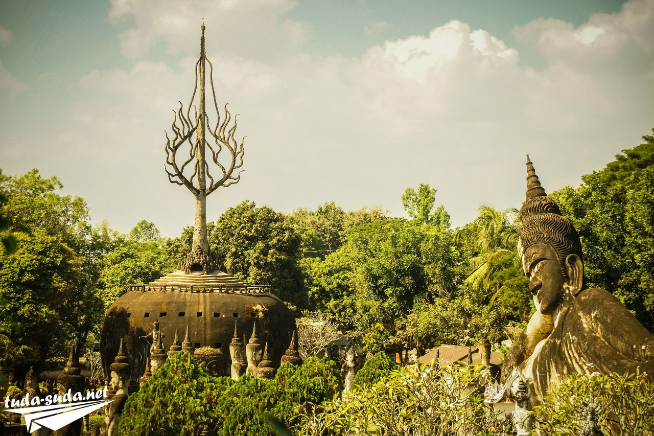 Будда-парк фото
