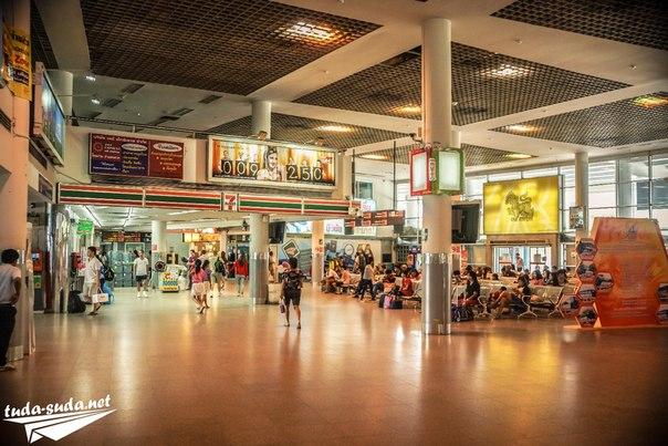 автовокзал бангкок