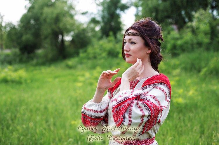 """Коллекция """"Философия Бохо. Лето 2015"""" Lyubov Fartushnaya"""