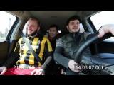 #Таксист Русик.Самый спортивный таксист в Казахстане