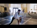 Перший весільний танець наших учнів.