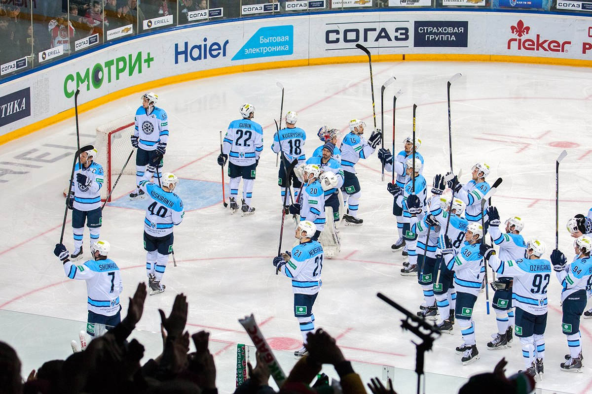 Сибирь, КХЛ, возможные переходы, переходы