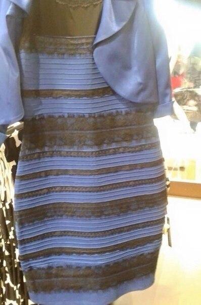Платье а часть сине чёрное