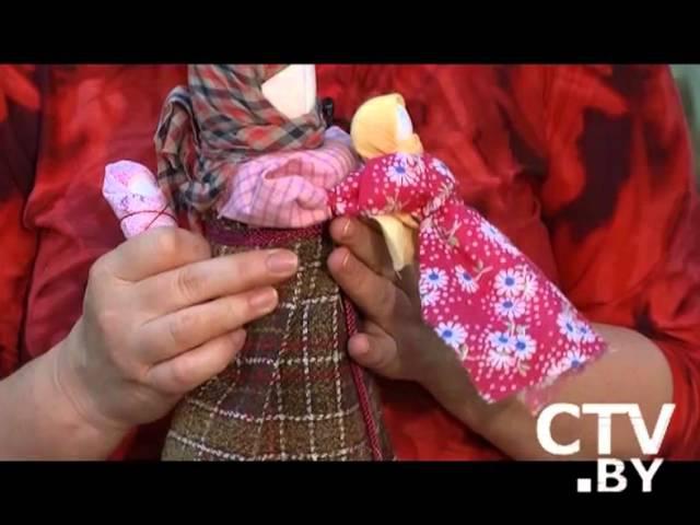 CTV.BY Народные игрушки