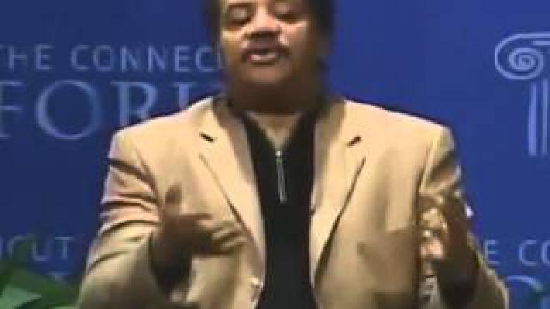 Наука. Космос. Нил Деграсс Тайсон — Религия против науки, доказательство от незн...