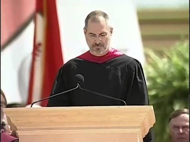 Стив Джобс речь перед выпускниками русский язык