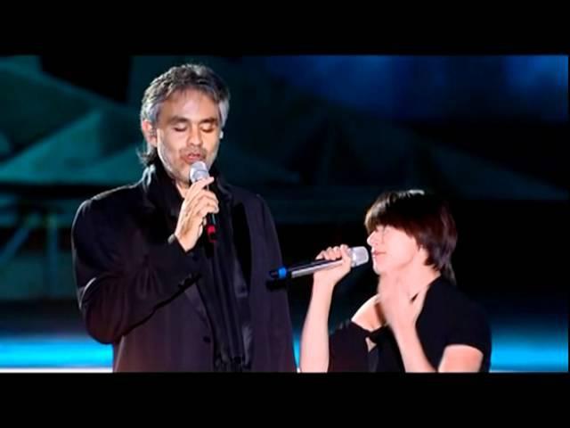 Andrea Bocelli Elisa - La Voce Del Silenzio