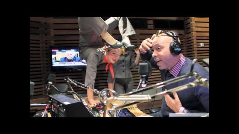 Cirkopolis envahit Radio-Canada