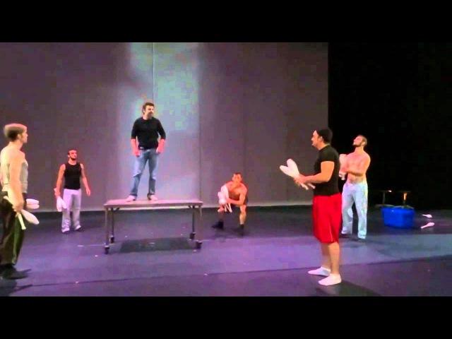 Oupalaï ! Le Cirque Eloize présente Cirkopolis en France