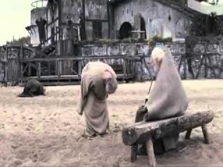 Очень сильный финал из нового фильма Эльдара Рязанова