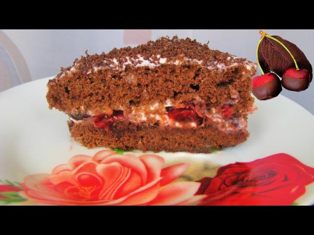 В микроволновке Шоколадный тортик за 4 минуты Нежная выпечка волшебно вкусно