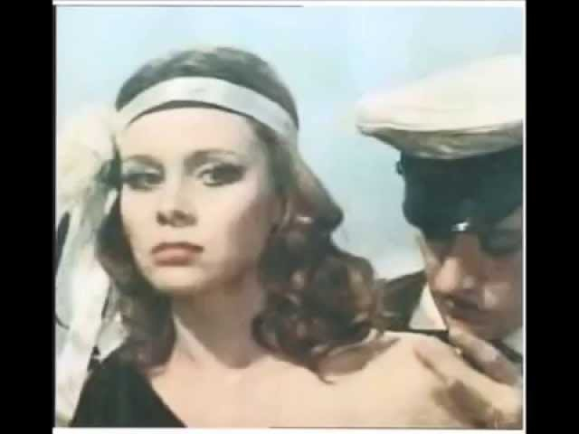 Fanny Gordon Старое танго Помнишь годы юные Old Tango Miłość cię zgubiła