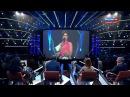 Сюзанна Абдулла - шоу 'Артист'  Интерактивный проект  3 й выпуск, эфир от 19 09 2014
