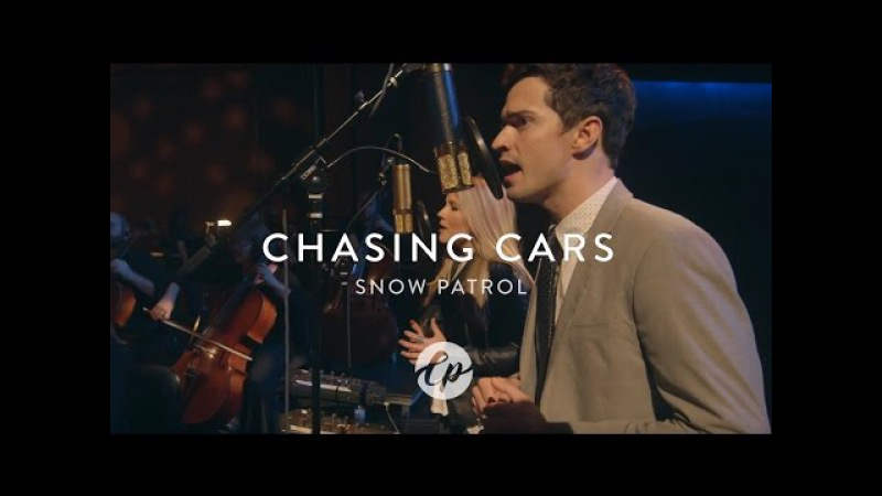 Snow Patrol - Chasing Cars - Live with Symphony Choir