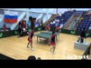 Виктория Кандыбина / Анна Красикова - Сун Мин Ян / Лю Вейшань