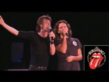 The Rolling Stones &amp Eddie Vedder - Wild Horses - Live OFFICIAL