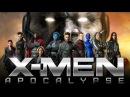 Люди-Икс Апокалипсис - Новые Мутанты