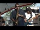 Sam Kininger Band Performs NY No. 1 at Gathering of the Vibes 2011
