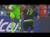 Золотой Кубок 2015 / 1/4 Финала / Мексика 1-0 Коста-Рика / Обзор / 20.07.2015 [HD 720p]
