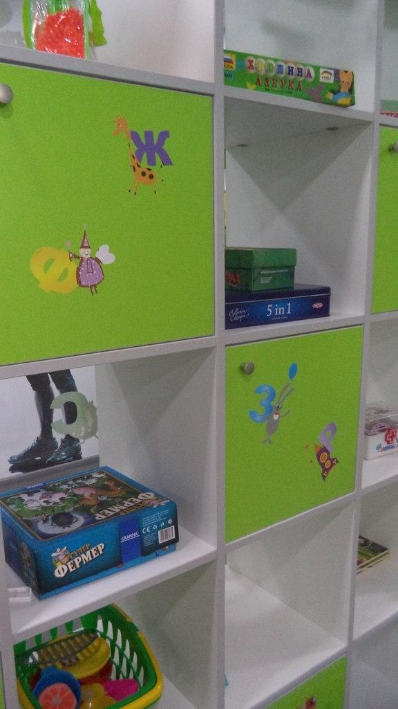 наклейка на шкафчик для детского сада фото