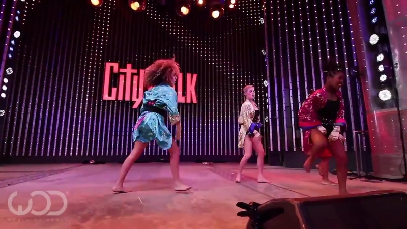 Flavahz World of Dance Live FRONTROW Citywalk 2014 WODLIVE 14