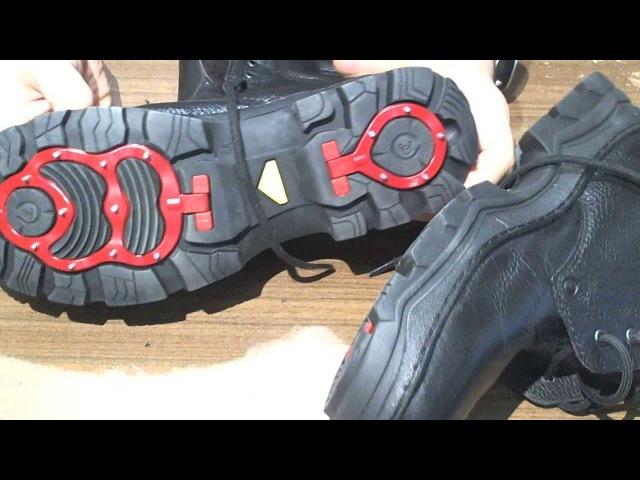 Берцы от Бутекс Пилот Альпи ротор противоскользящие ботинки