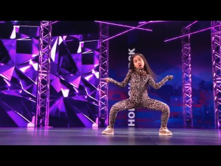 Танцы: Lil Di (Sal Salvador & Leah Corbitt - U Betta Step) (сезон 2, серия 2)