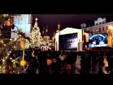 Рождественский городок в Киеве - 2014.