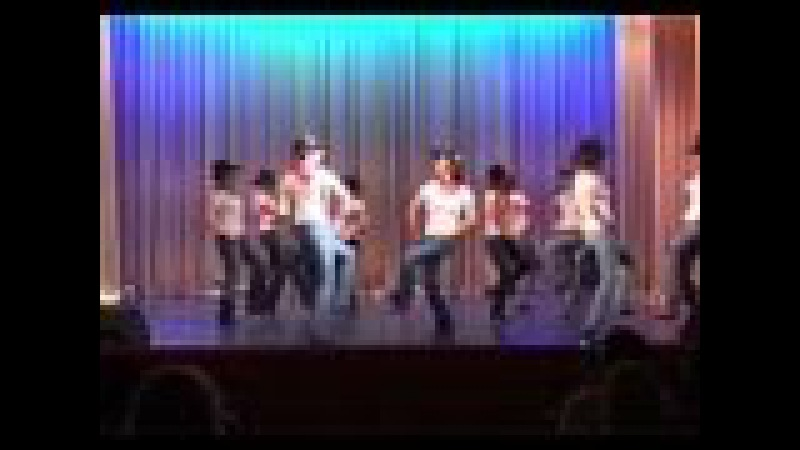 Характерный танец кантри Ковбои