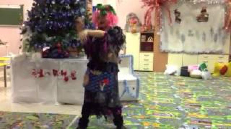 Танец Бабы Яги