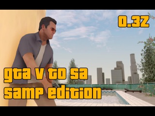 Сборка GTA SA v3